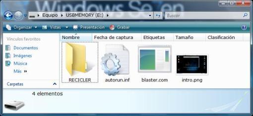Cómo desocultar archivos y documentos por virus en USB's